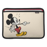 Mickey Mouse 4 Sleeves For MacBook Air