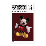 Mickey Mouse 4 Stamp
