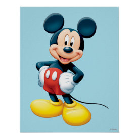 Mickey Mouse 6 Print