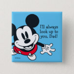 Mickey Mouse | Always Look Up To You Button