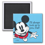 Mickey Mouse | Always Look Up To You Magnet
