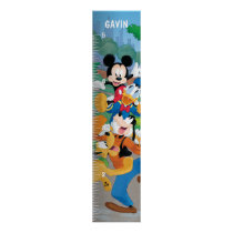 Mickey Mouse and Friends | Growth Chart