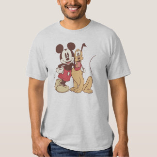 Mickey Mouse and Pluto T-shirt