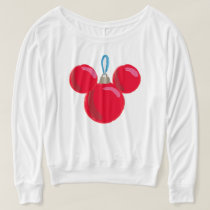 Mickey Mouse Christmas Ornament T-shirt