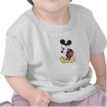 Mickey Mouse clásico Camisetas