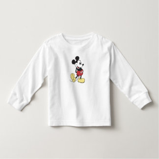 Mickey Mouse clásico Playera De Bebé