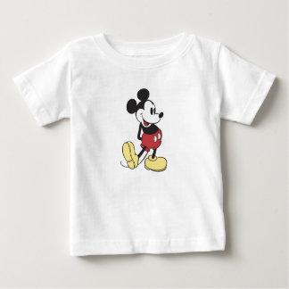 Mickey Mouse clásico Playera Para Bebé