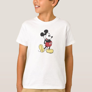 Mickey Mouse clásico Remeras