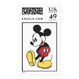 Mickey Mouse clásico Sello