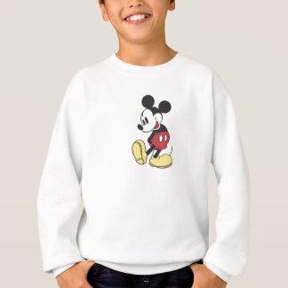 Mickey Mouse clásico Sudadera