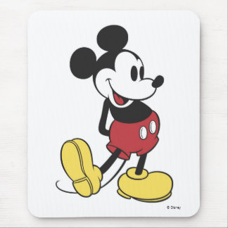 Mickey Mouse clásico Tapete De Ratones