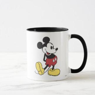 Mickey Mouse clásico Taza