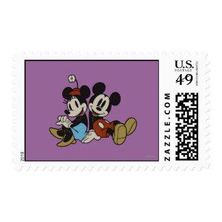 Mickey Mouse clásico y Minnie Mouse Envio