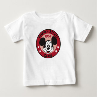 Mickey Mouse Club 1956 logo design Infant T-shirt