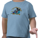 Mickey Mouse Club House Mickey  Logo T-shirts