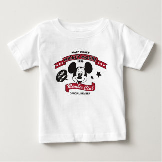 Mickey Mouse Club Logo (1956) Baby T-Shirt