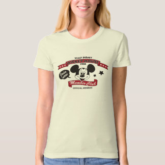 Mickey Mouse Club Logo (1956) T-Shirt