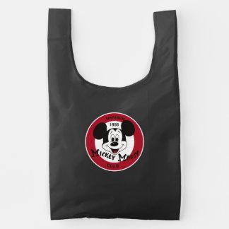 Mickey Mouse Club logo Reusable Bag