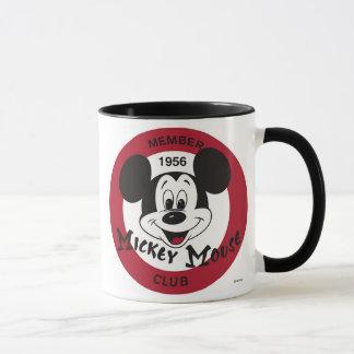 Mickey Mouse Club logo Mug