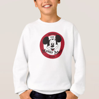 Mickey Mouse Club logo Sweatshirt