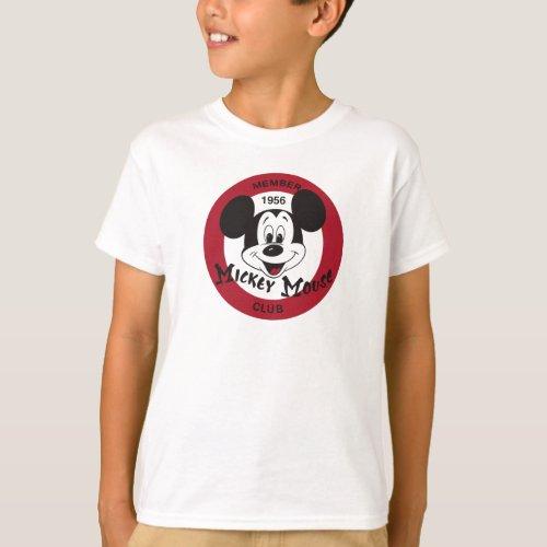 Mickey Mouse Club logo T_Shirt