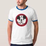 Mickey Mouse Club logo Tee Shirt