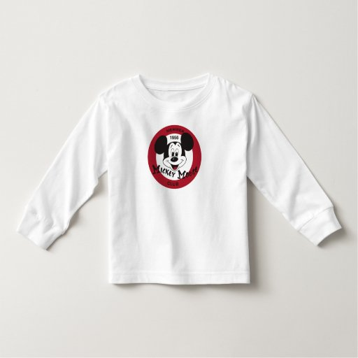 Mickey Mouse Club logo Toddler T-shirt