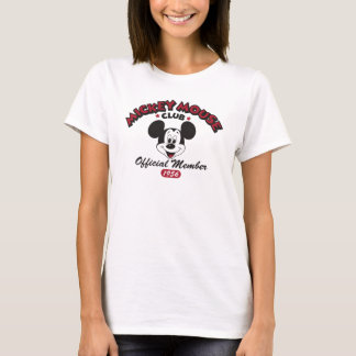 Mickey Mouse Club Member Logo (1956) T-Shirt