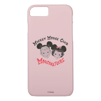 Mickey Mouse Club Mouseketeers iPhone 7 Case