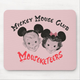 Mickey Mouse Club Mouseketeers Mouse Pad