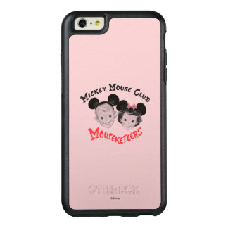 Mickey Mouse Club Mouseketeers OtterBox iPhone 6/6s Plus Case