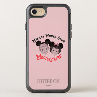 Mickey Mouse Club Mouseketeers OtterBox Symmetry iPhone 7 Case