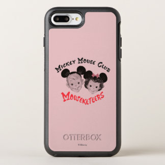 Mickey Mouse Club Mouseketeers OtterBox Symmetry iPhone 7 Plus Case