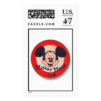 Mickey Mouse Club Stamp