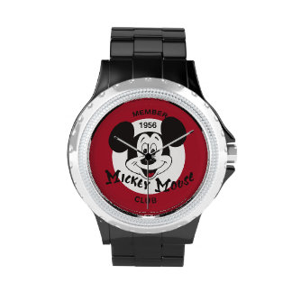 Mickey Mouse Club Wrist Watch