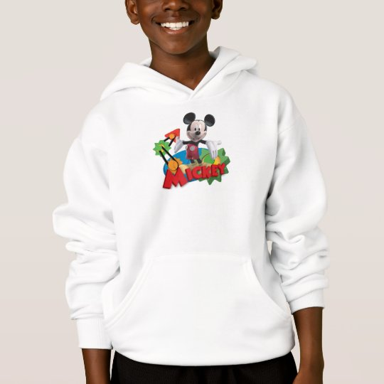 Mickey Mouse Clubhouse | Arms Out Hoodie