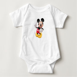 Mickey Mouse Clubhouse | Dance Baby Bodysuit