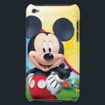 "Mickey Mouse Clubhouse | Playhouse Barely There iPod Cover<br><div class=""desc"">Mickey Mouse</div>"