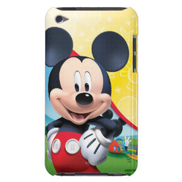 Mickey Mouse Clubhouse | Playhouse Barely There iPod Cover