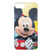 Mickey Mouse Clubhouse | Playhouse iPhone 8/7 Case
