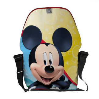 Mickey Mouse Clubhouse | Playhouse Messenger Bag