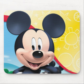 Mickey Mouse Clubhouse | Playhouse Mouse Pad