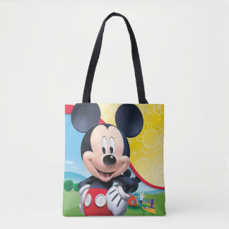 Mickey Mouse Clubhouse | Playhouse Tote Bag