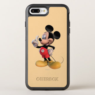 Mickey Mouse Clubhouse | Pointing OtterBox Symmetry iPhone 7 Plus Case