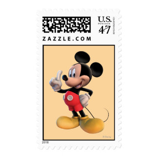 Mickey Mouse Clubhouse | Pointing Postage
