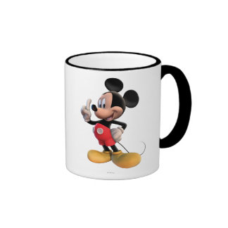 Mickey Mouse Clubhouse | Pointing Ringer Mug
