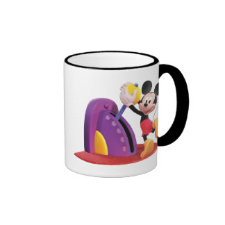 Mickey Mouse Clubhouse | Pulling Lever Ringer Mug