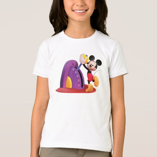 Mickey Mouse Clubhouse | Pulling Lever T-Shirt