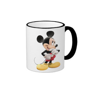 Mickey Mouse Clubhouse | Thinking Ringer Mug