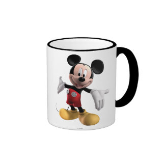 Mickey Mouse Clubhouse | Welcome Ringer Mug